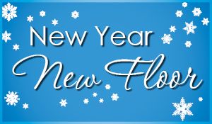 Click here for your New Year, New Floor special savings coupon! $250 off purchases of $2,000 or more!