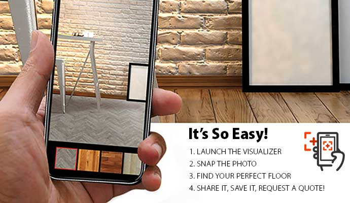 Visualize your room with our room visualizer tool